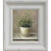 Brookpace Fine Art Oleographs 'Lavender' Framed Art Print