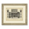 Brookpace Fine Art Archive 'Vintage Façade VI' Framed Graphic Art