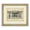 Brookpace Fine Art Archive 'Vintage Façade V' Framed Graphic Art