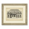 Brookpace Fine Art Archive 'Vintage Façade II' Framed Graphic Art