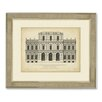 Brookpace Fine Art Archive 'Vintage Façade I' Framed Graphic Art