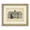 Brookpace Fine Art Archive 'Vintage Façade IIII' Framed Graphic Art