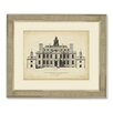Brookpace Fine Art Archive 'Vintage Façade III' Framed Graphic Art