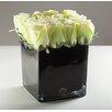 Babylon London Kunstblume Rosenknospen in Vase