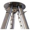 Landmann 65 cm Holzkohlegrill mit Dreibeingestell