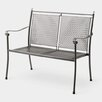 Royal Garden Excelsior 2 Seater Steel Bench