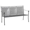 Royal Garden Excelsior 3 Seater Steel Bench