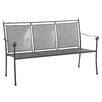 Royal Garden 3-Sitzer Gartenbank Excelsior aus Stahl