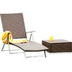 Merxx 2 Piece Deck Chair Set