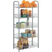 Metaltex Monaco 5 Tier Storage Rack