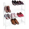 Metaltex 4 Tier Shoe Rack