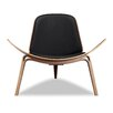 Kardiel Plywood Modern Lounge Chair