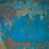 "David & David Studio Gerahmtes Poster ""Turquoise Hull 1"" von Laurence David, Grafikdruck"