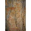 David & David Studio 'Japanese Branches 1' by Laurence David Framed Graphic Art