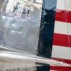 "David & David Studio Gerahmtes Poster ""Lockheed Lightning P38 1"" von Philippe David, Fotodruck"