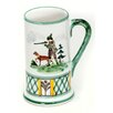 Gmundner Keramik 0,3 L Bierkrug Form-A Jagd