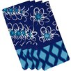 The Holiday Aisle Trellis Geometric Print Napkin (Set of 4)