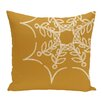 The Holiday Aisle Spider Web Outdoor Throw Pillow