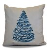 The Holiday Aisle Christmas Tree Outdoor Throw Pillow