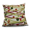 The Holiday Aisle Doodle Decorations Throw Pillow