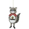 The Holiday Aisle Raccoon Ornament