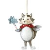 The Holiday Aisle Wolf Ornament