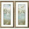 """Star Creations """"Sailor's Muse"""" by Lisa Ridgers 2 Piece Framed Painting Print Set"""
