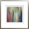 """Star Creations """"Sunset Falls II"""" by John Bulter Framed Painting Print"""