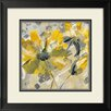 "Star Creations ""Buttercup I"" by Katrina Craven Framed Painting Print"