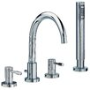 Belfry Cascade Bath Shower Mixer