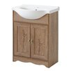 Belfry Little Sahara 65cm Single Vanity Set