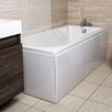 Belfry 170cm x 75cm Corner Soaking Bathtub