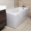 Belfry 170cm x 75cm Corner Soaking Bathtub