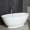 Belfry 170cm x 79cm Free Standing Soaking Bathtub