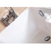 Belfry 170cm x 85cm Shower Bath Soaking Bathtub