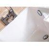 Belfry 170cm x 85cm Shower Bath Soaking Bathtub