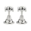 Belfry Twin Exposed Shower Valve (Set of 2)