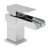 Belfry Monobloc Basin Mixer with Waste