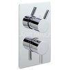 Belfry Twin Concealed Shower Valve