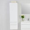 Belfry Alatna 40 x 143cm Wall Mounted Tall Bathroom Cabinet