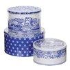 Pimpernel 3-Piece Italian Pimpernel Cake Tin Set