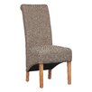 Andover Mills Woodhill Solid Oak Dining Chair (Set of 2)