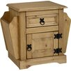 Andover Mills Corona 1 Drawer Bedside Table