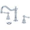 Pioneer Americana Double Handle Widespread Bathroom Faucet