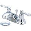 Pioneer Legacy Double Handle Centerset Bathroom Faucet