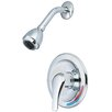 Olympia Faucets Single Lever Handle Shower Trim Set