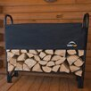 ShelterLogic Steel Log Rack with Cover