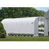 ShelterLogic 4m W x 7m D Commercial Greenhouse