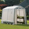 ShelterLogic Rowlinson Shelterlogic 1.8m W x 2.4m D Greenhouse