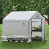 ShelterLogic 2m W x 2m D Commercial Greenhouse